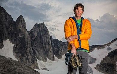 Alex Honnold - Rock Climbing at UCSB