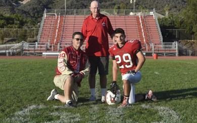 John Zant: Carpinteria Warriors' Jimenez Football Legacy