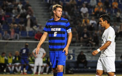"DePuy thrives as UCSB's ""goal-to"" guy"