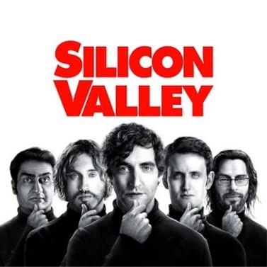 séries para aprendizado - banner silicon valley