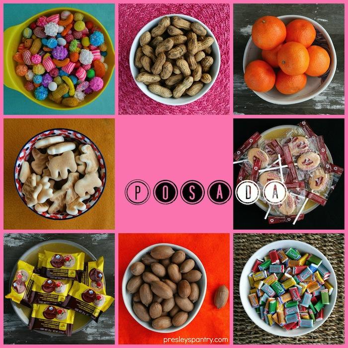 Aguinaldos (Posada Candy Bags)