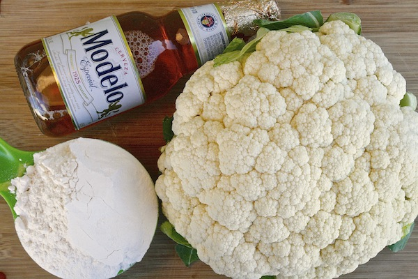 Ingredients-cauliflower-tacos
