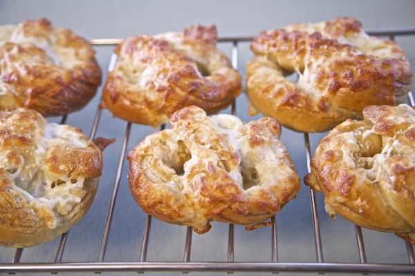 Cheese Pretzels: The Most Sublime Snack Ever