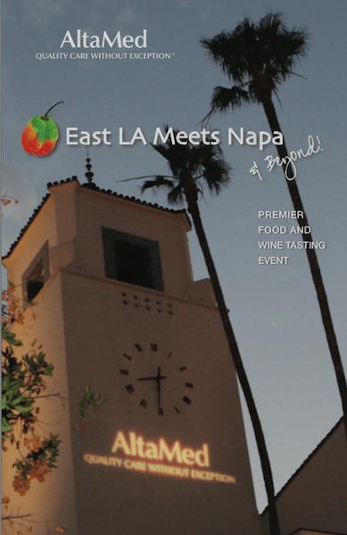 AltaMed's East LA Meets Napa 2014