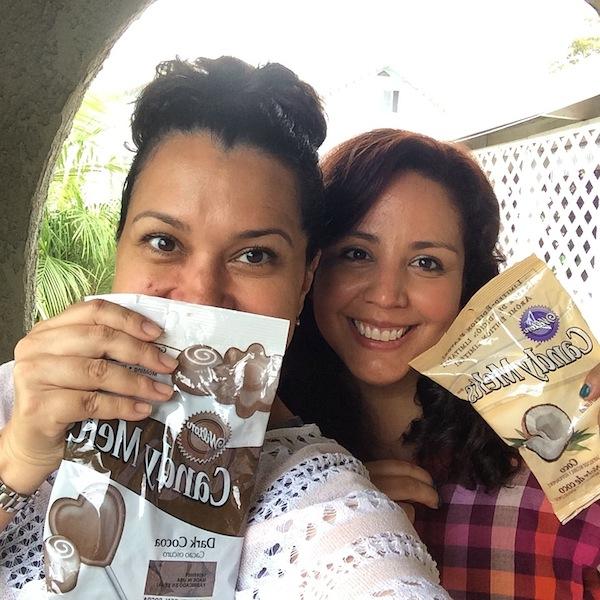 Nicole Presley and Ericka Sanchez #WiltonCandyMelts