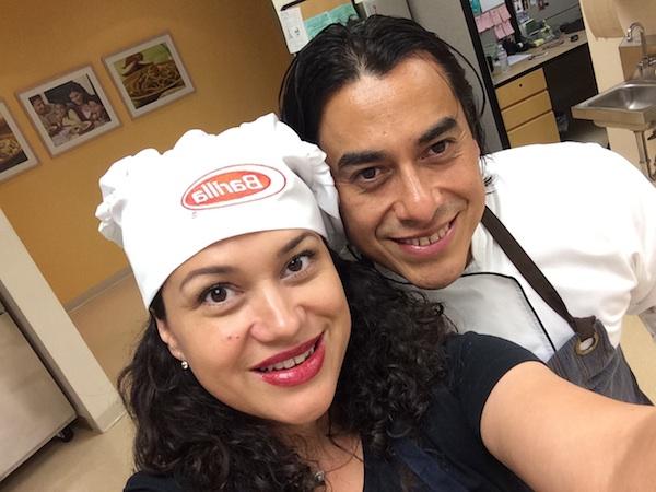 Top Chef Carlos Gaytan