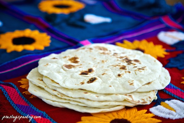 Flour tortillas for Hispanic Heritage Month #WMTMoms