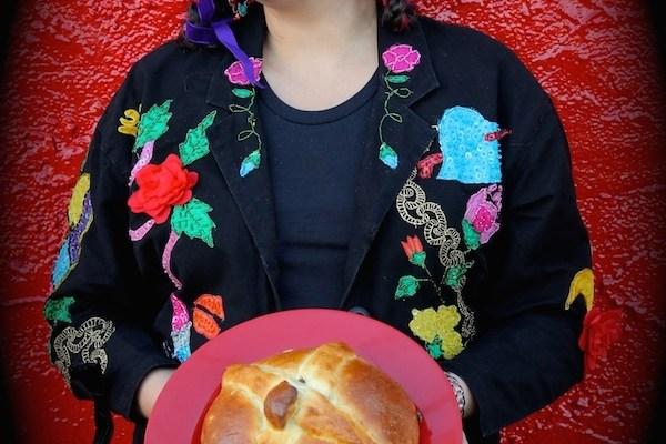 Potato Pan De Muerto For Dia De Los Muertos
