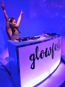 glowfest DJ