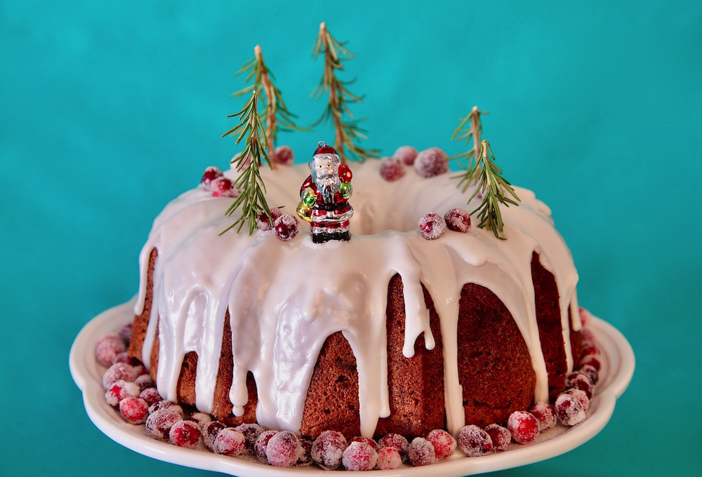 Unbelievably delicious fruitcake that has a gingerbread aftertaste! YUM
