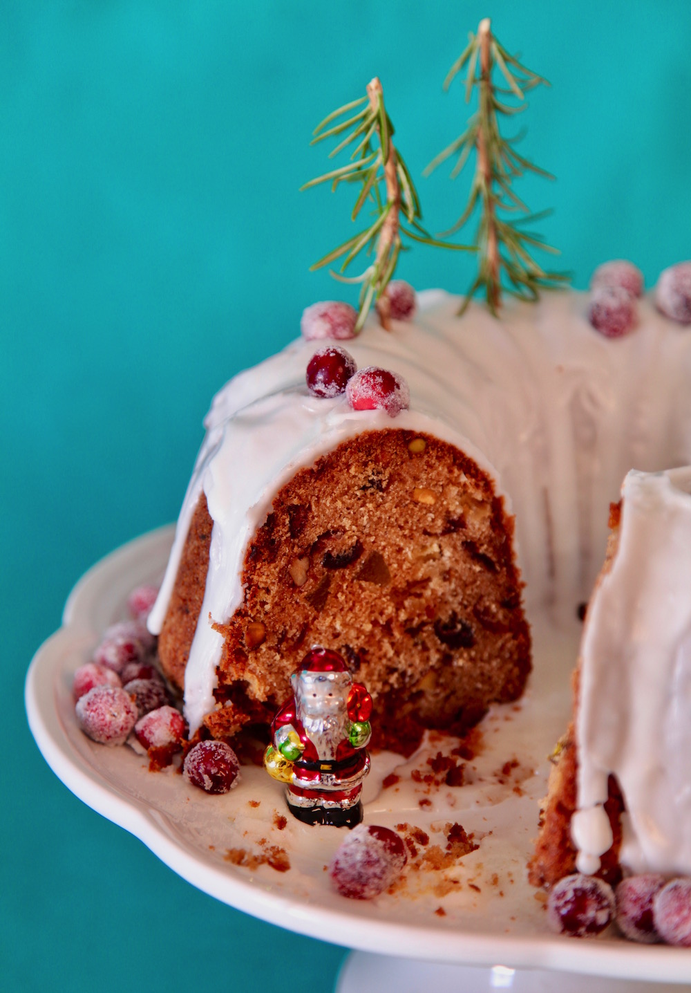 This delicious fruitcake recipe is everything