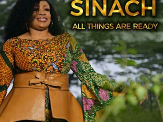 Sinach – All Things Are Ready mp3 download
