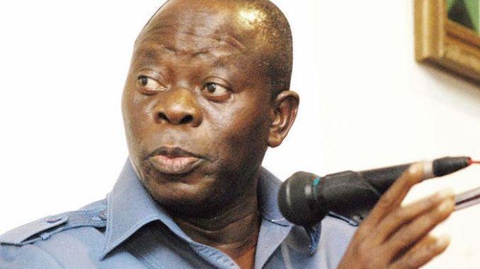 EDO DECIDES 2020: Oshiomhole Carpets INEC Over Card Readers