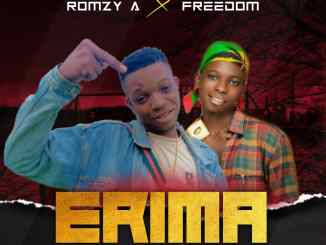 Romzy a ft freedom - Erima mp3 download