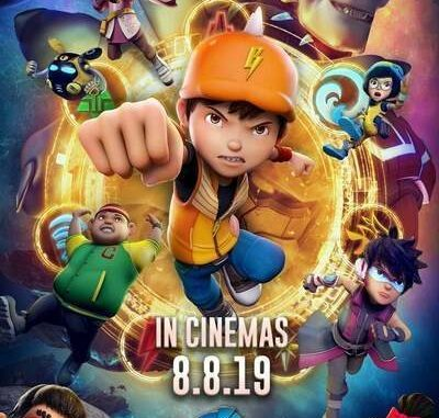 Movie: BoBoiBoy Movie 2 (2020) mp4 download