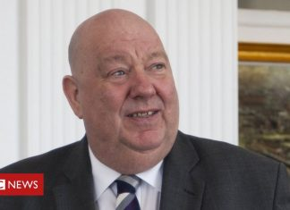 Liverpool mayor Joe Anderson bailed in bribery inquiry