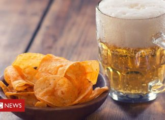Beer and crisps used to help tackle climate change