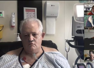Family hopes Angelo Agrizzi will be home for Christmas