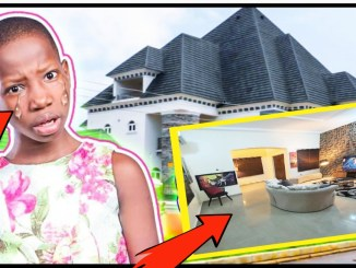 Emmanuella in Tears as she surprised her mother with a brand new house