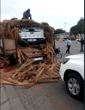 How stolen Ford Rangers are smuggled out of Mzansi