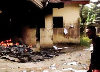 Don't try us in Abuja, alleged terrorists beg court