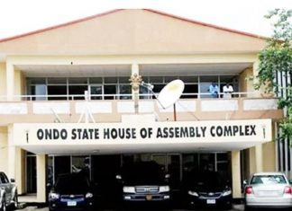 Ondo Assembly lifts lawmakers' suspension