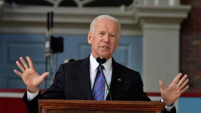 Joe Biden Calls On Trump Supporters To Withdraw