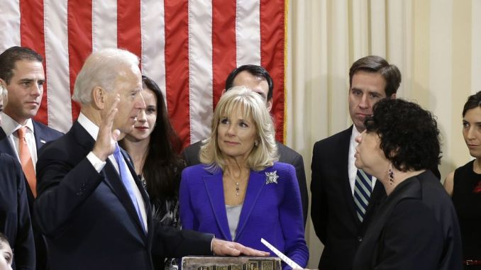 Do You Know Biden Will Be Sworn In With 127-Year-Old Family Bible?