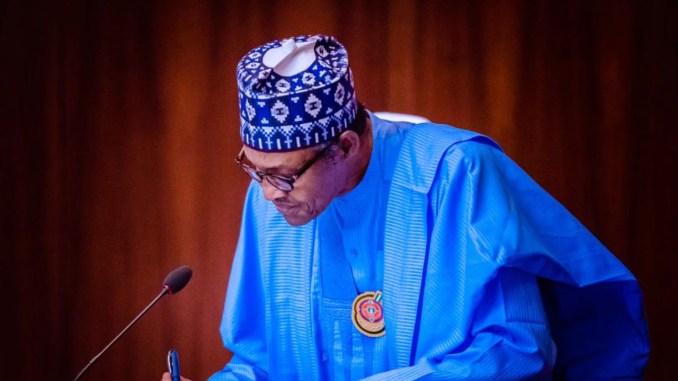 BREAKING: Buhari Signs 2021 Budget