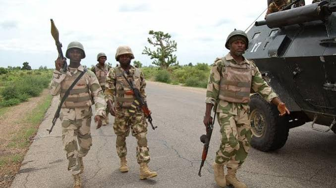 Army disowns video clip on security operations in Imo