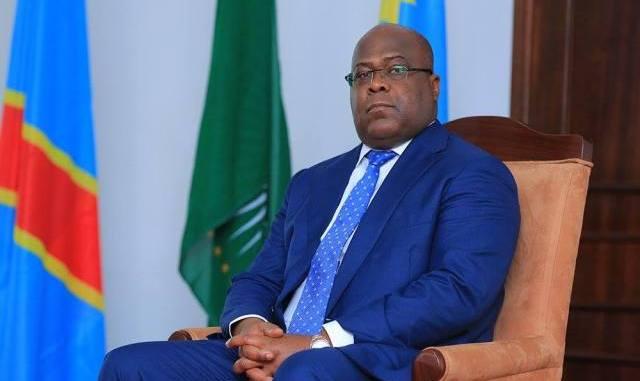 DRC President Tshisekedi to be sworn in as AU chair