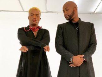 Photo: Somizi and Vusi Nova pictured together again