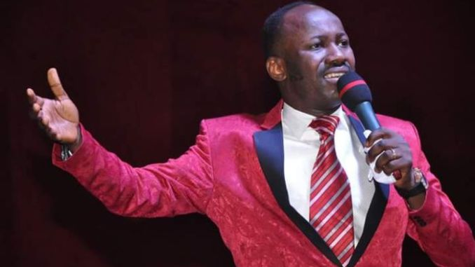 COVID-19: I Regret My Words – Apostle Suleiman Cries Out