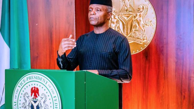 Osinbajo Spread Messages On Tolerance