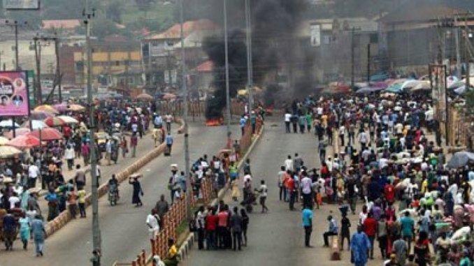 Gunshots As Yoruba Hausa Youths Clash In Lagos