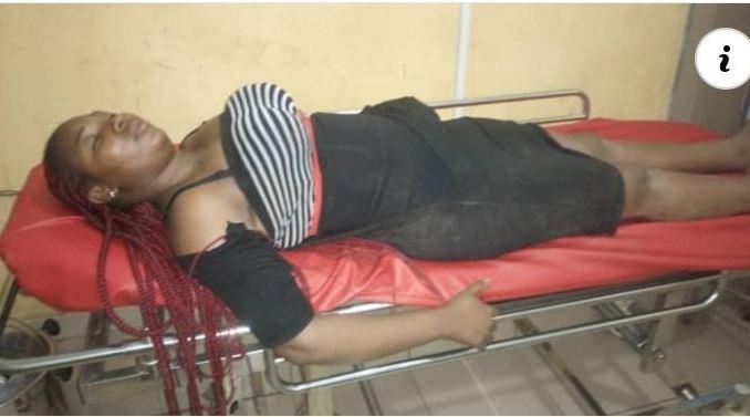Police Officers Beat Nursing Mother To Stupor