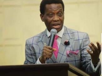Pastor Adeboye Son Dare Dies At 42