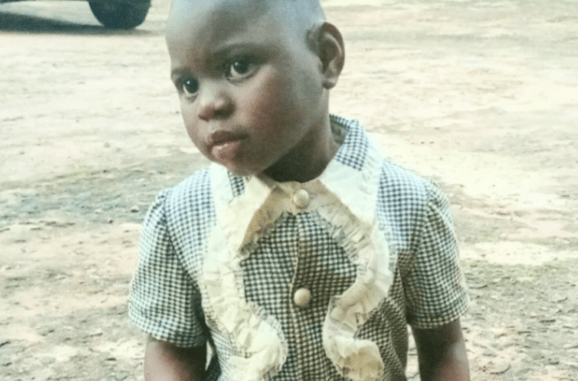 Woman abandons her child at Catholic Church in Delta