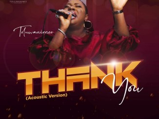 Toluwanimee - Thank-You-Live-Acoustic-