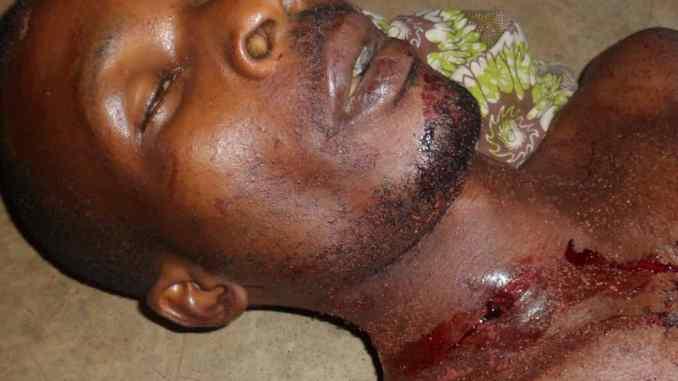 CULT CLASH: MISHARK OMODON SHOT DEAD