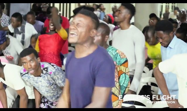 Video: Lawrence – Eagle's Flight (Prayer Version)