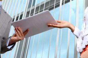 Handing Documents