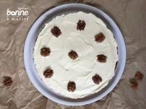 Carrot cake de Julie Andrieu