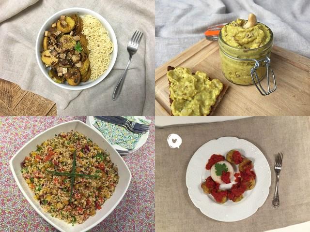 17 recettes à base de courgettes