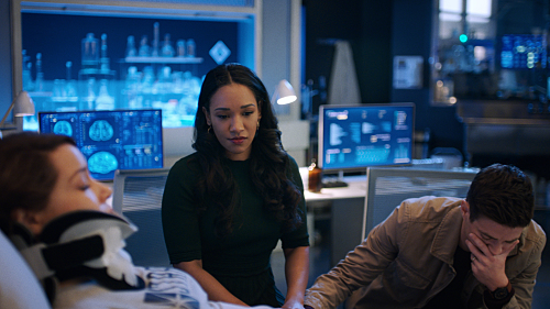 "REVIEW – The Flash Season 5 Episode 11 – ""Seeing Red"" – Down & Nerdy"