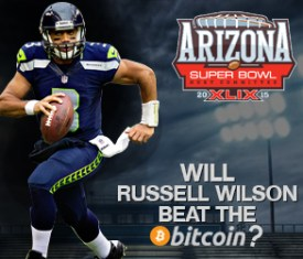 Will Russell Wilson's Passing Yards Beat Bitcoin's Value?