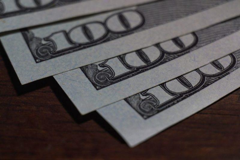 Money Dollar Money Bill