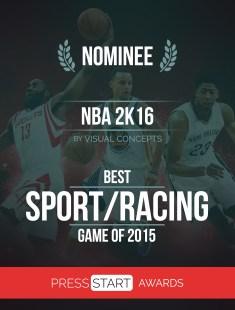 NBA2K16 NOMINEE