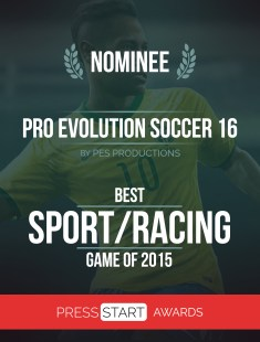 PES 16 NOMINEE