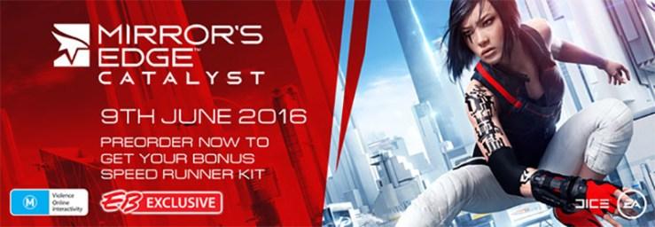 EB Games Preorder Bonus